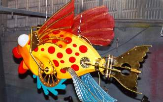 picture of fish prop model